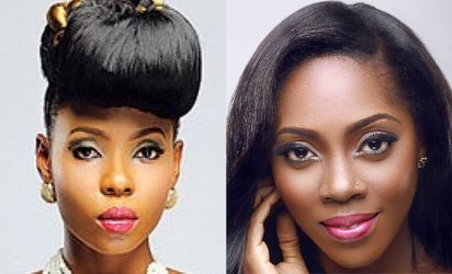 Yemi Alade fumes: Why pitch me against Tiwa Savage?