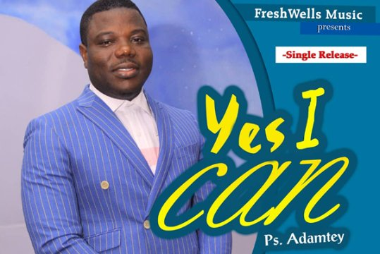 Yes I Can: Gospel singer preaches encouragement in new single
