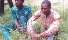Nigerian Fake Prophet & Another Man Busted for Money Rituals