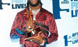 Burna Boy wins Best International Act at BET Awards.