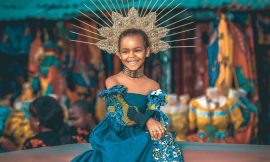 6-year-old model, photographer stun fans in viral picture