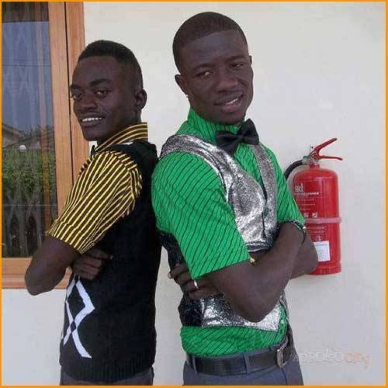 Image result for Lil win and Kwaku Manu