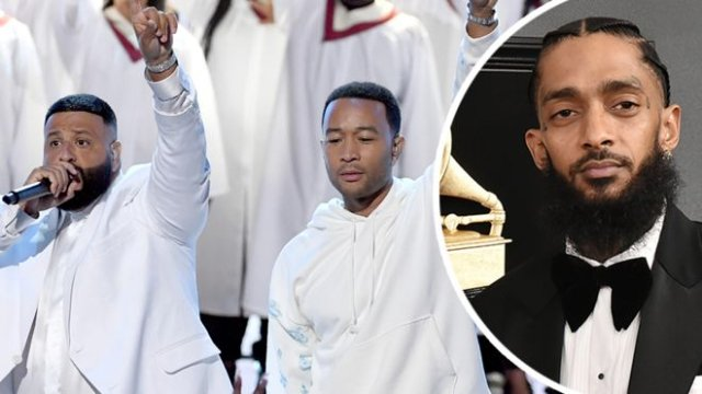 BET Awards: Stars pay tribute to Nipsey Hussle