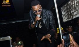 D'banj's gold neck chain worth millions missing while on flight