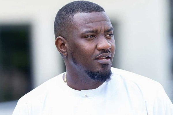 Video: John Dumelo Turns Zoomlion Truck Driver Ahead of  Parliamentary Election