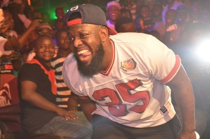 I can't trade music for anything —Timaya