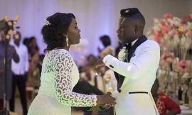 No weapon against us shall prosper – Stonebwoy prays for wife