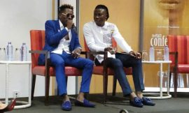 First ever Shatta wale-Stonebwoy concert after peace conference was shutdown by DJ Aroma and Mensah Jr