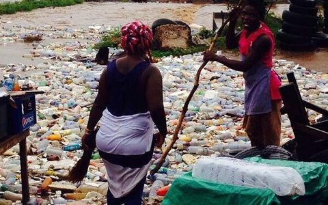 The waste menace and risks to our health
