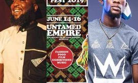 #YearofReturn: Worlasi, Trigmatic, others to perform at Ghana's first Wax Print festival
