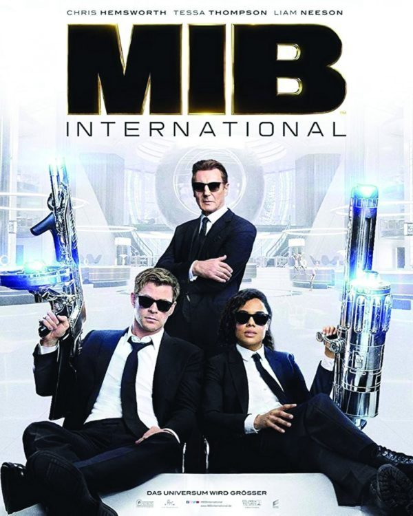 Blockbuster movie, 'Men in Black' Hit the Screen with new twist