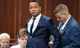Cuba Gooding Jr. rants about groping allegations