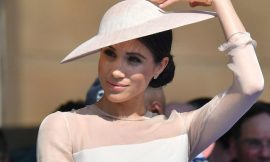 Duchess Meghan nominated for World Fashion Award