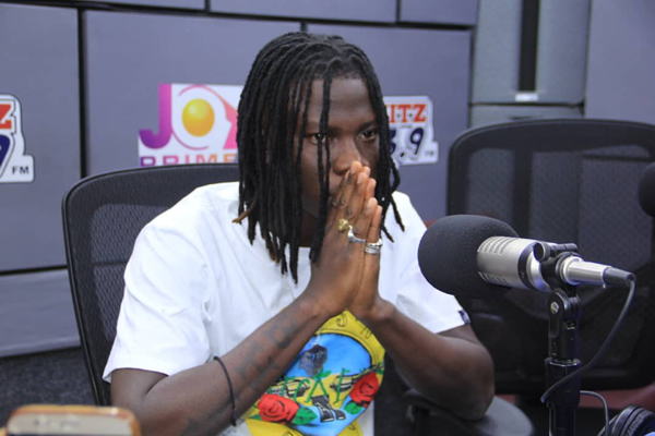 No one is above the law in GH – Stonebwoy