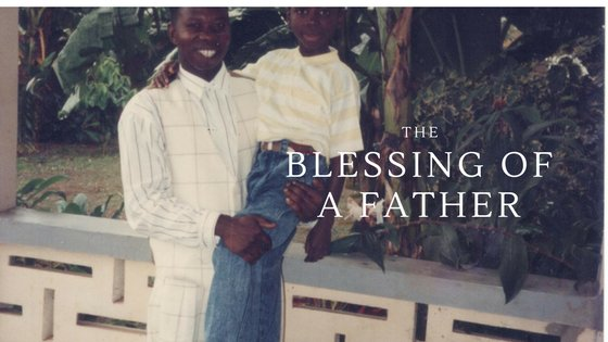 Papa Yaw Asare writes…The Blessing of a father