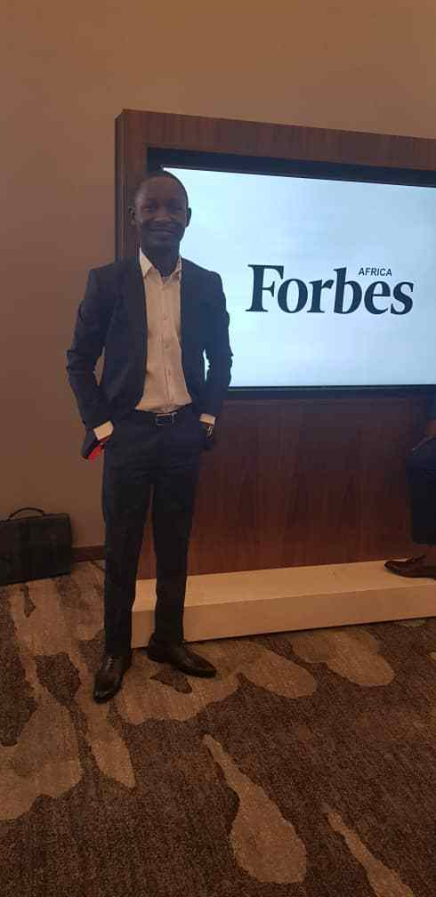 Veritasi's CEO/Founder named to Forbes under 30 list 2019