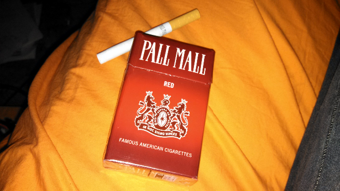 Why are cigarettes not totally banned?