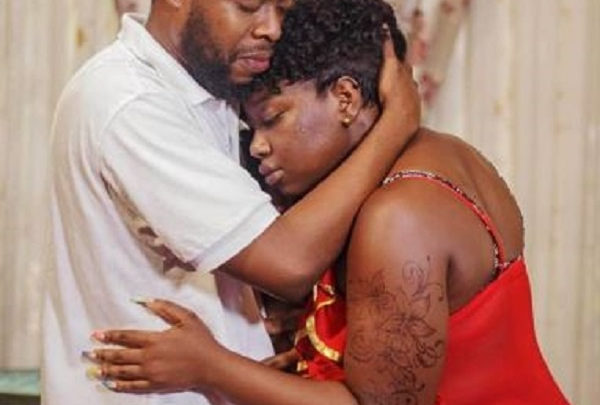 Kalybos nearly won my heart the first time he touched me on set – Actress Reveals