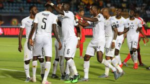 BLACKSTARS OFFICIALS, SPORTS MINISTER IN AN EMBARASSING SEX TOURISM SPECTACLE IN EGYPT-ASEPA