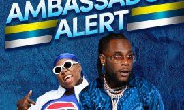Burna Boy & Teni Becomes Pepsi's New Ambassadors in Nigeria