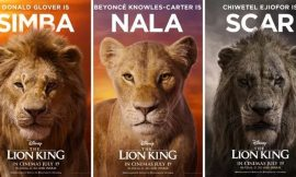 'Lion King' roars as 'Avengers' closes in on box office record