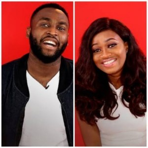 Nelson, Thelma sixth, seventh eviction in Big Brother Naija