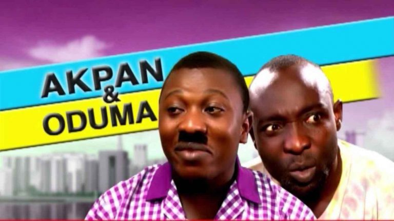 New episodes of 'Akpan and Oduma' underway