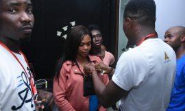 Photos: Hitz FM Doreen Avio's 10-hour experience inside Big Brother Naija