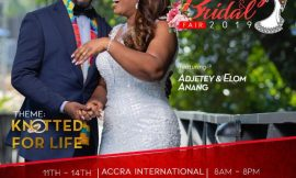 Actor Adjetey Anang, wife to renew vows at 2019 Joy FM Beauty and Bridal Fair