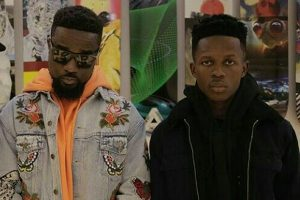 BET mistakes Strongman for Sarkodie in birthday wish