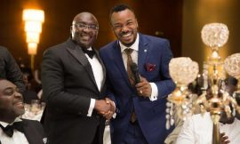 Comedian Hogan thrills Bawumia, patrons at GITTA Awards
