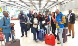 Ghanaian delegation in Spain for Vis-a-Vis Festival