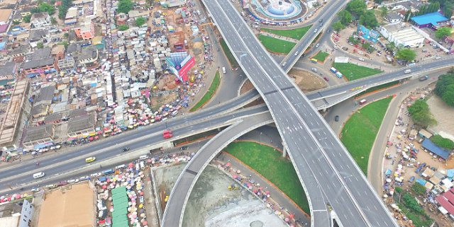 Infrastructure development in Ghana: wealth creation or wealth consumption?