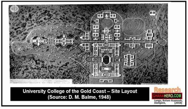 University of Gold Coast site plan
