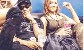 Jada Pollock, Wizkid's babymama accuses singer of domestic violence