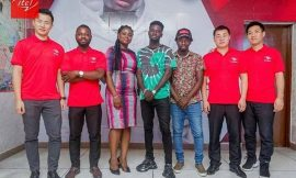 Kuami Eugene is new face of ITEL Mobile Ghana