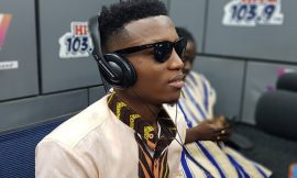 Language barrier restricts my rap – Kofi Kinaata
