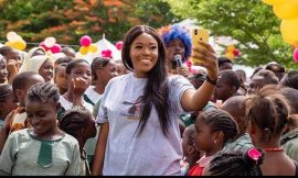 Mariam Ashley foundation launches campaign against trafficking and sexual abuse -l