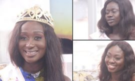"Miss Ghana winners trend after being labelled ""ugly"""