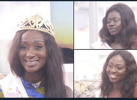 """Miss Ghana winners trend after being labelled """"ugly"""""""