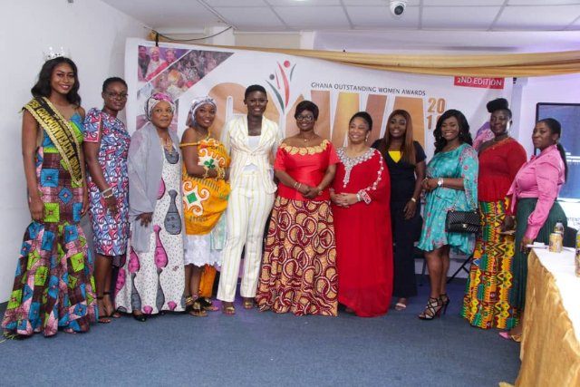 Nominations open for 2nd Ghana Outstanding Women Awards
