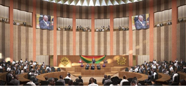 Our miscommunicating Parliament wants a new chamber?