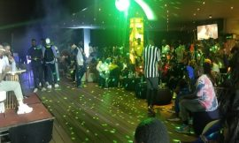 Sarkodie, Pae Dae, others attend 'As Promised' album listening