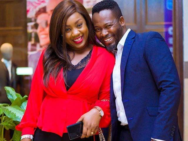 Video: Adjetey Anang's wife reveals fears about husband's acting career