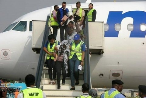 40 Ghana nationals deported from the US,arrives at Kotoka