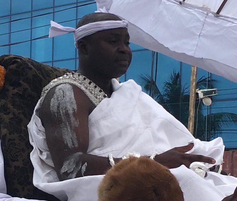 PHOTOS:Otumfour's Chief Stabbed dead