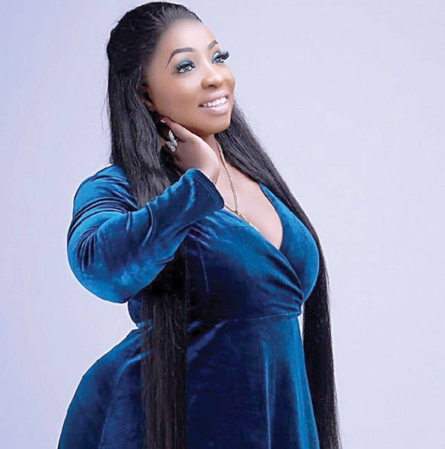 Anita Joseph, Nollywood actress