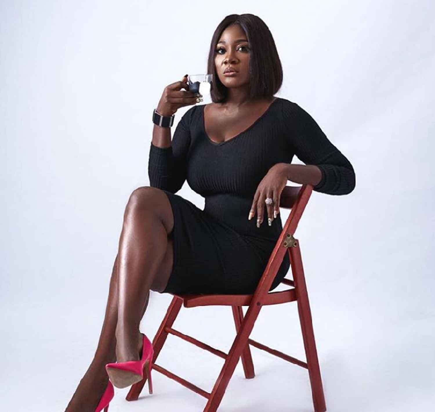 I suffer pain whenever my husband is upset with me- Mercy Johnson