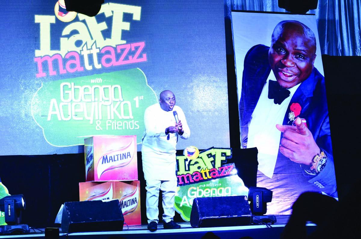 Laffmatazz with Maltina hits Ilorin this August 13 – Vanguard News