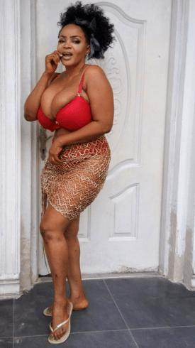 Nollywood abandoned me, laments Cossy Orjiakor